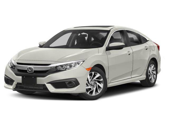 2018 Honda Civic EX (Stk: 8027573) in Brampton - Image 1 of 9