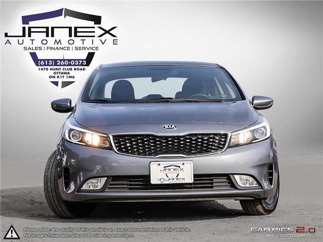 2017 Kia Forte LX (Stk: 18681) in Ottawa - Image 2 of 27