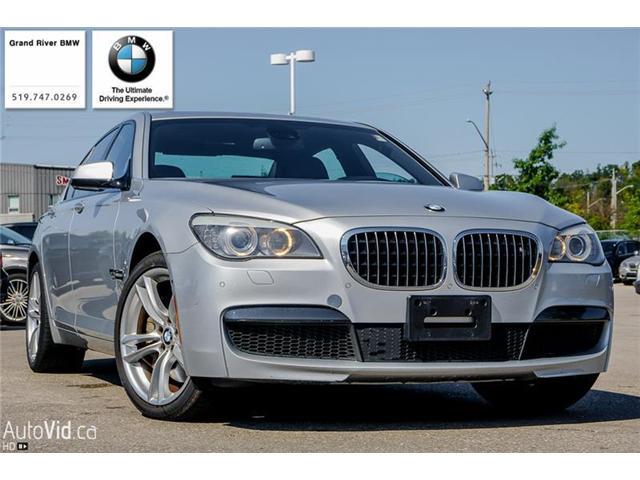 2012 BMW 750  (Stk: PW4488) in Kitchener - Image 1 of 22