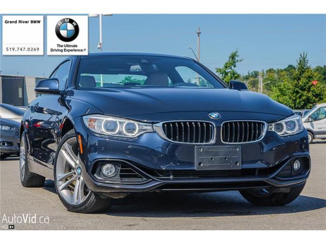 2014 BMW 428i xDrive (Stk: PW4491) in Kitchener - Image 1 of 22