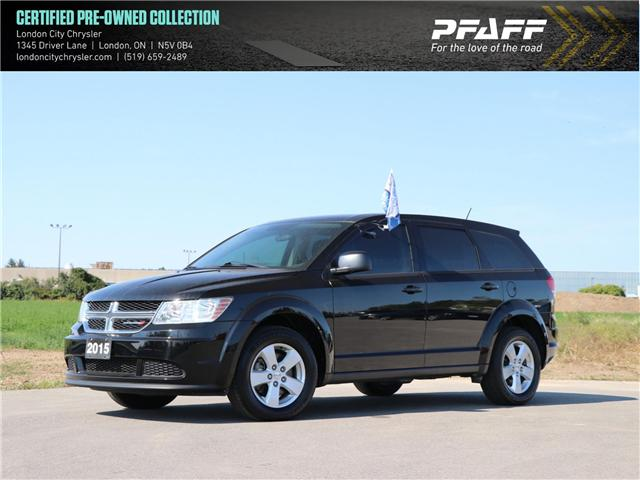 2015 Dodge Journey CVP/SE Plus (Stk: U8305) in London - Image 1 of 19
