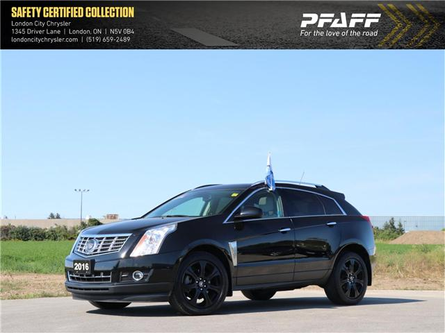 2016 Cadillac SRX Premium Collection (Stk: 9165A) in London - Image 1 of 24