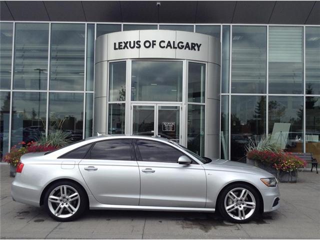 2014 Audi A6 3.0 Progressiv (Stk: 3845A) in Calgary - Image 1 of 16