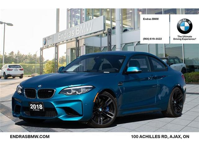 2018 BMW M2 Base (Stk: P5604) in Ajax - Image 1 of 22