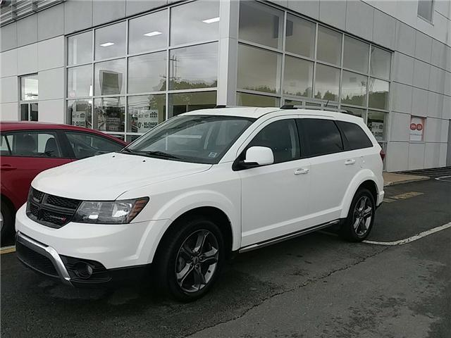 2018 Dodge Journey Crossroad (Stk: U0300) in New Minas - Image 1 of 29