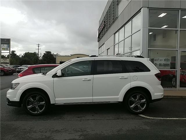 2018 Dodge Journey Crossroad (Stk: U0300) in New Minas - Image 2 of 29