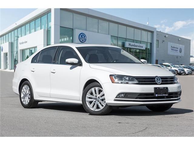 2017 Volkswagen Jetta Wolfsburg Edition (Stk: 95827A) in Toronto - Image 1 of 19