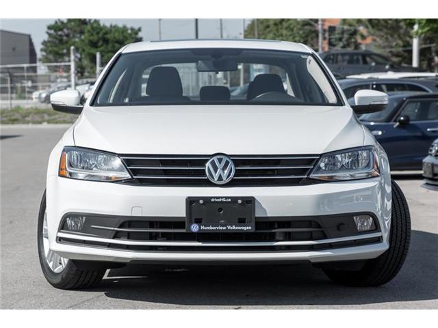 2017 Volkswagen Jetta Wolfsburg Edition (Stk: 95827A) in Toronto - Image 2 of 19