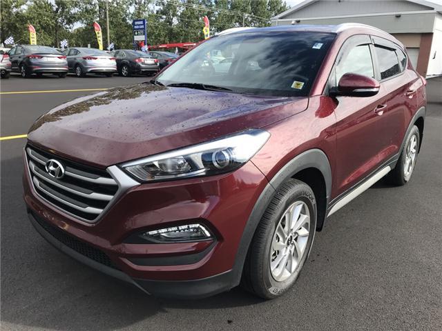 2018 Hyundai Tucson Premium 2.0L (Stk: 9844TA) in Charlottetown - Image 1 of 24