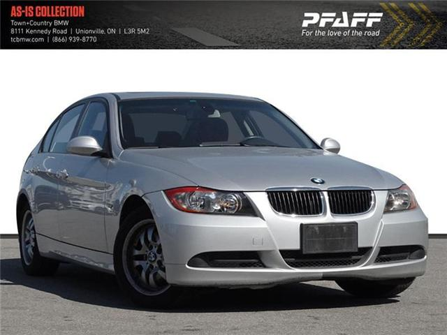 2007 BMW 323 i (Stk: D11387A) in Markham - Image 1 of 7
