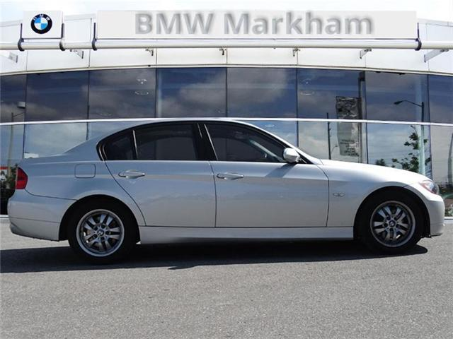 2007 BMW 323 i (Stk: D11387A) in Markham - Image 2 of 7