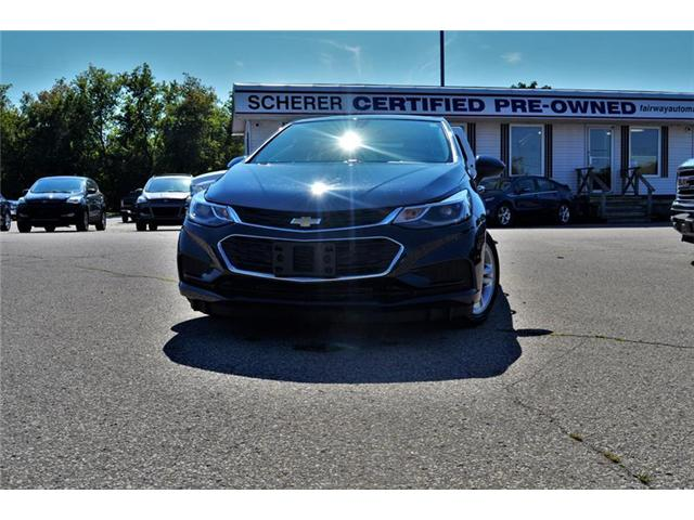 2016 Chevrolet Cruze LT Auto (Stk: 1813870A) in Kitchener - Image 1 of 9