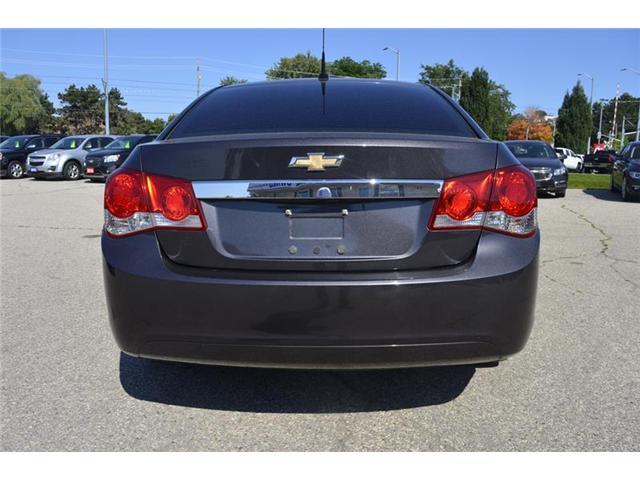 2014 Chevrolet Cruze 1LT (Stk: 1814450A) in Kitchener - Image 3 of 9