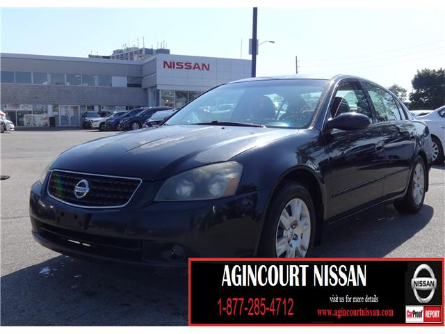 2006 Nissan Altima 2.5 S (Stk: JL497632B) in Scarborough - Image 1 of 16