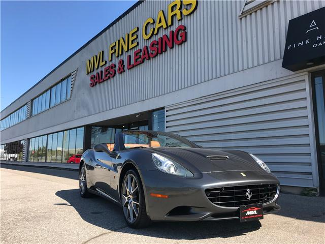 2011 Ferrari California  (Stk: ) in Oakville - Image 1 of 50