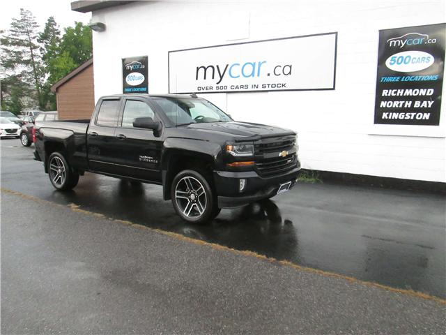 2016 Chevrolet Silverado 1500 1LT (Stk: 181186) in Richmond - Image 2 of 12