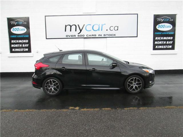 2015 Ford Focus SE (Stk: 181284) in Richmond - Image 1 of 13