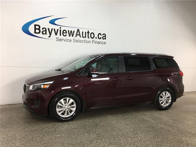 2018 Kia Sedona LX (Stk: 33551EW) in Belleville - Image 1 of 29
