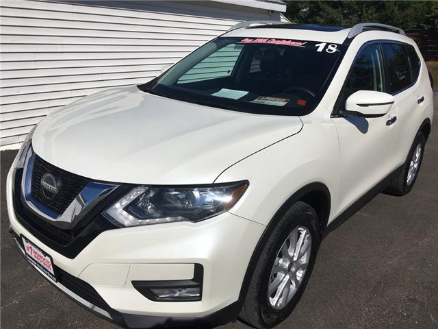2018 Nissan Rogue SV (Stk: 154) in Oromocto - Image 2 of 20