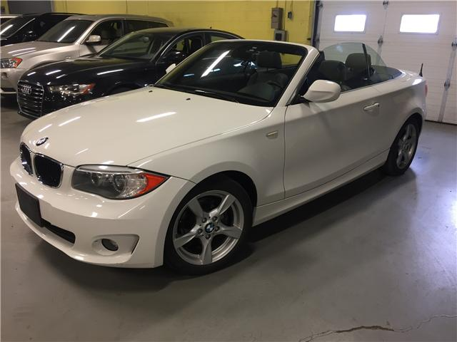 2012 BMW 128i  (Stk: C5404) in North York - Image 1 of 6