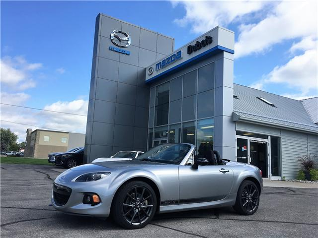2013 Mazda MX-5 GS (Stk: UC5695) in Woodstock - Image 1 of 15
