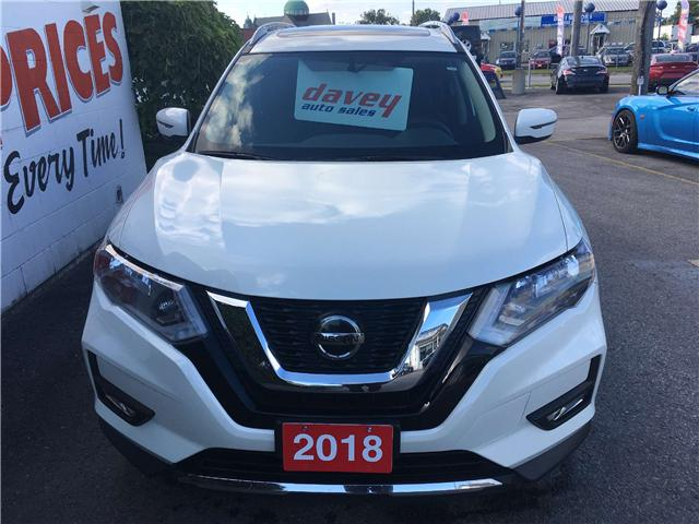 2018 Nissan Rogue SV (Stk: 18-595) in Oshawa - Image 2 of 16