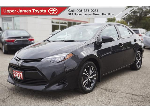 2017 Toyota Corolla LE (Stk: 74282) in Hamilton - Image 1 of 19