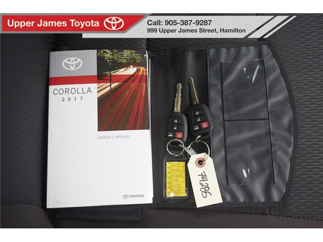 2017 Toyota Corolla LE (Stk: 74285) in Hamilton - Image 9 of 19