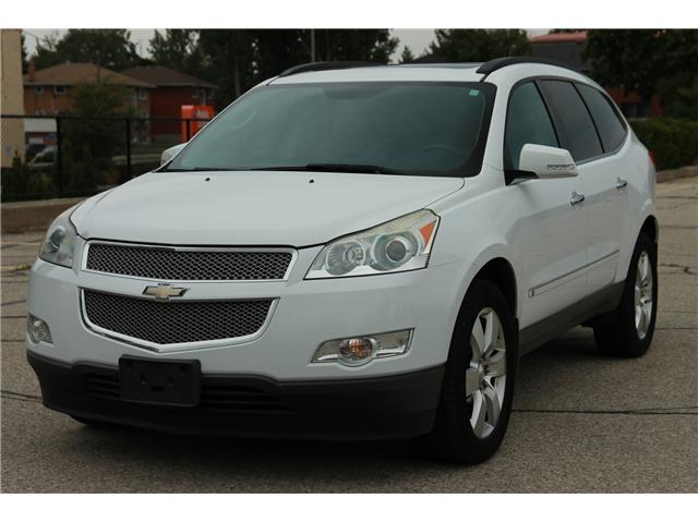 2009 Chevrolet Traverse LTZ (Stk: 1809430) in Waterloo - Image 1 of 27