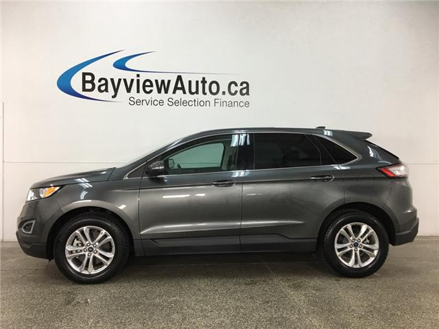 2017 Ford Edge SEL (Stk: 33506W) in Belleville - Image 1 of 29