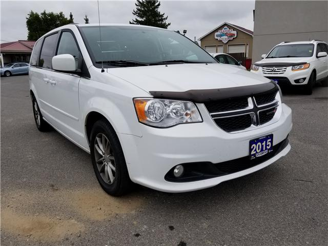2015 Dodge Grand Caravan SE/SXT (Stk: ) in Kemptville - Image 1 of 21