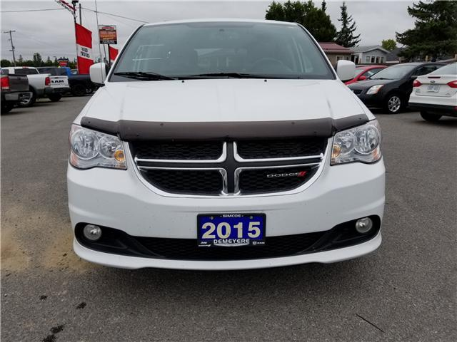 2015 Dodge Grand Caravan SE/SXT (Stk: ) in Kemptville - Image 2 of 21