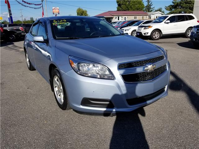 2013 Chevrolet Malibu LS (Stk: ) in Kemptville - Image 1 of 17