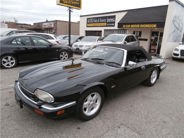 1995 Jaguar XJS Convetible (Stk: 96152) In Etobicoke   Image 1 Of 10