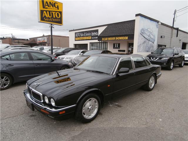 1997 Jaguar XJ6 4.0 (Stk: 90421) In Etobicoke   Image 1 Of 16