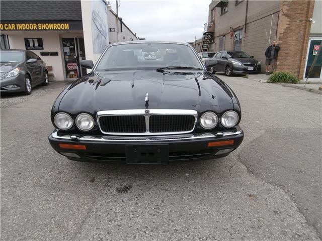... 1997 Jaguar XJ6 4.0 (Stk: 90421) In Etobicoke   Image 6 Of 16 ...