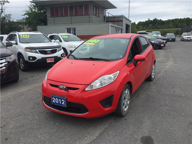 2012 Ford Fiesta SE (Stk: 2394) in Kingston - Image 1 of 8