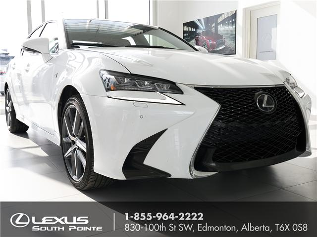 2017 Lexus GS 350 Base (Stk: LC7D0925) in Edmonton - Image 1 of 20