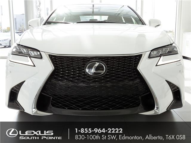 2017 Lexus GS 350 Base (Stk: LC7D0925) in Edmonton - Image 2 of 20