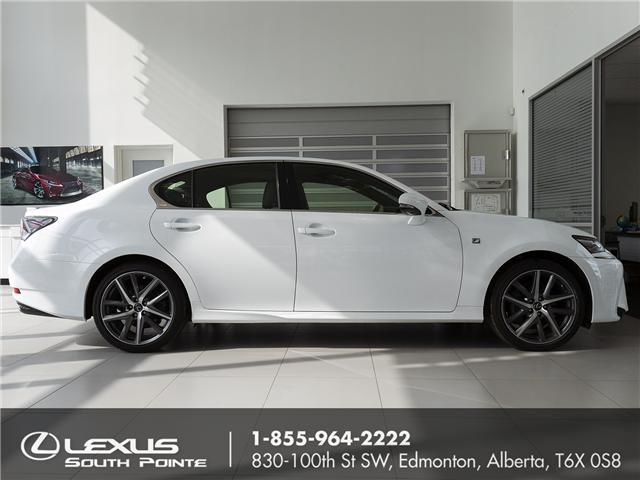 2017 Lexus GS 350 Base (Stk: LC7D0925) in Edmonton - Image 3 of 20