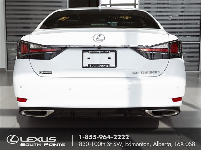 2017 Lexus GS 350 Base (Stk: LC7D0925) in Edmonton - Image 5 of 20