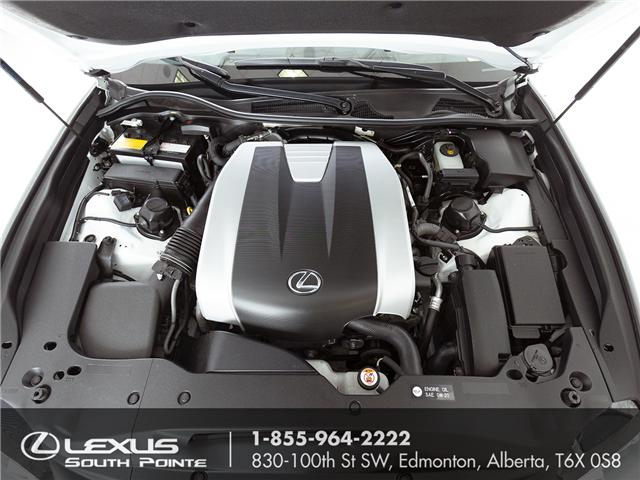 2017 Lexus GS 350 Base (Stk: LC7D0925) in Edmonton - Image 8 of 20