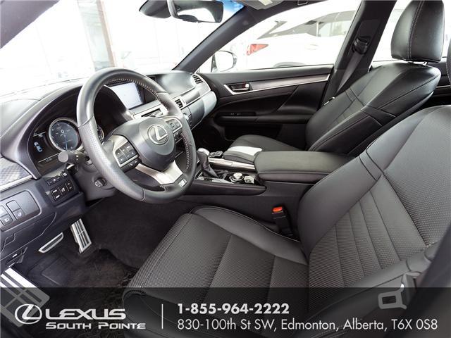 2017 Lexus GS 350 Base (Stk: LC7D0925) in Edmonton - Image 9 of 20