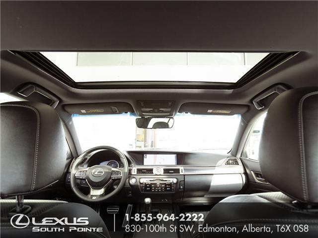 2017 Lexus GS 350 Base (Stk: LC7D0925) in Edmonton - Image 10 of 20