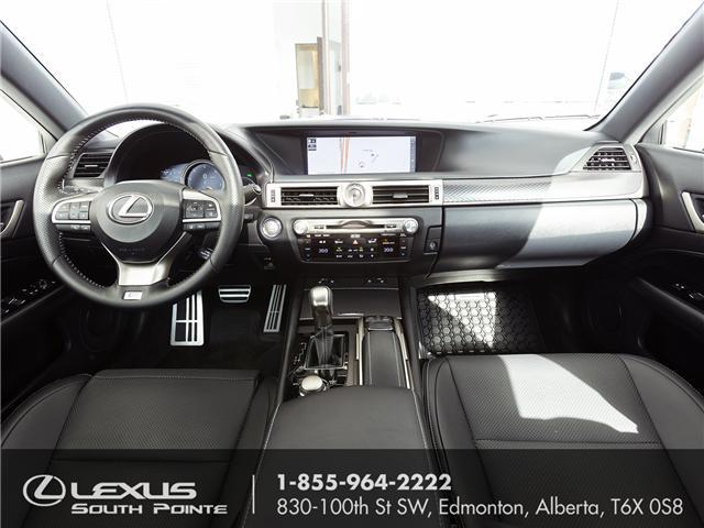 2017 Lexus GS 350 Base (Stk: LC7D0925) in Edmonton - Image 11 of 20
