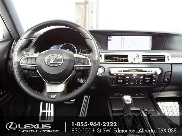 2017 Lexus GS 350 Base (Stk: LC7D0925) in Edmonton - Image 12 of 20