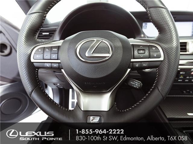 2017 Lexus GS 350 Base (Stk: LC7D0925) in Edmonton - Image 13 of 20