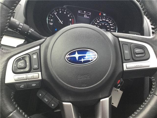 2018 Subaru Forester 2.5i Touring (Stk: U130-18) in Stellarton - Image 13 of 17