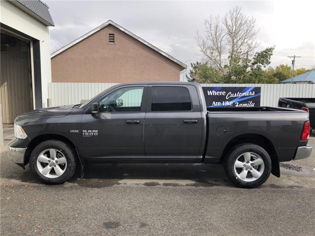 2019 RAM 1500 Classic SLT (Stk: 13794) in Fort Macleod - Image 2 of 18