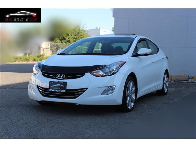 2013 Hyundai Elantra GL (Stk: ) in Toronto - Image 2 of 20